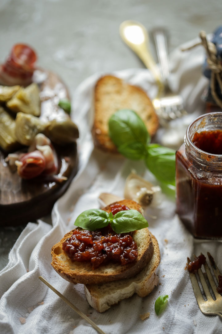 džem od paradajza