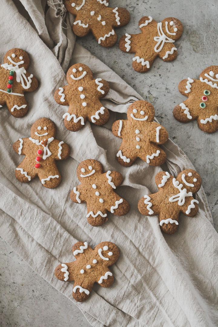 Gingerbread keksići