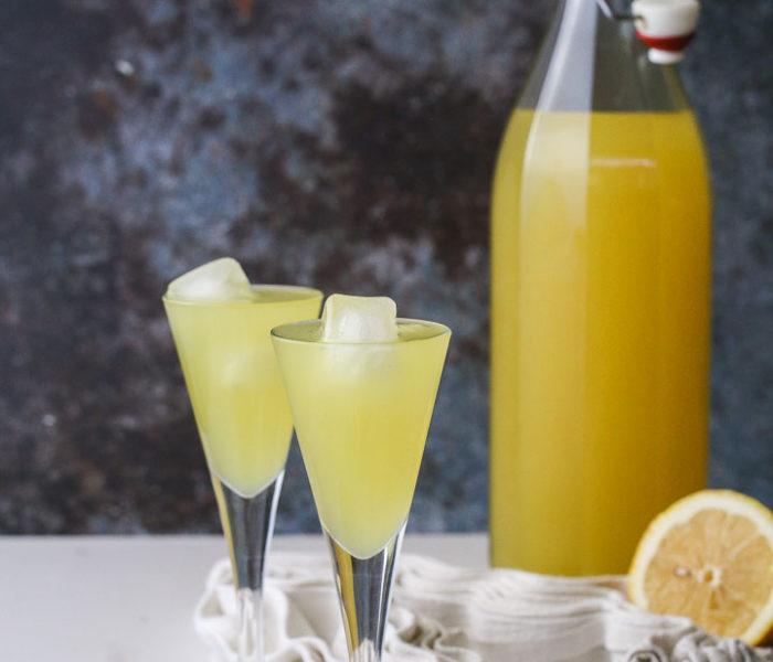 Limoncello – Liker od limuna