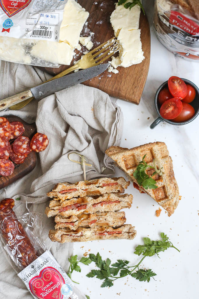 vafl sendvic