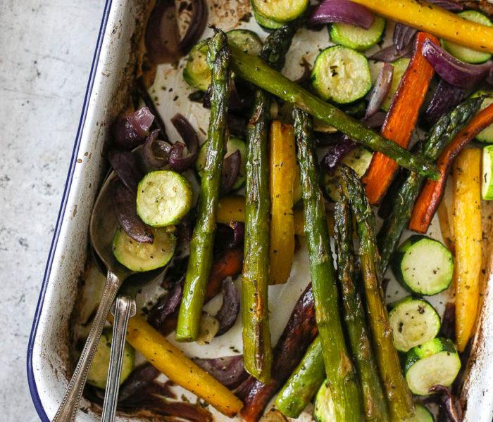 Pečeno povrće