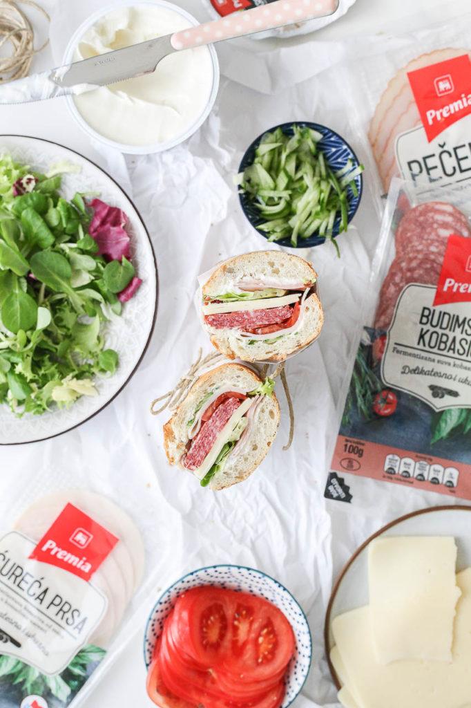 piknik sendvic