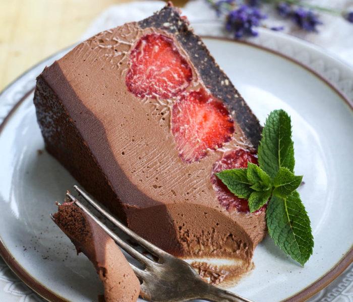 Čokoladni mus kolač
