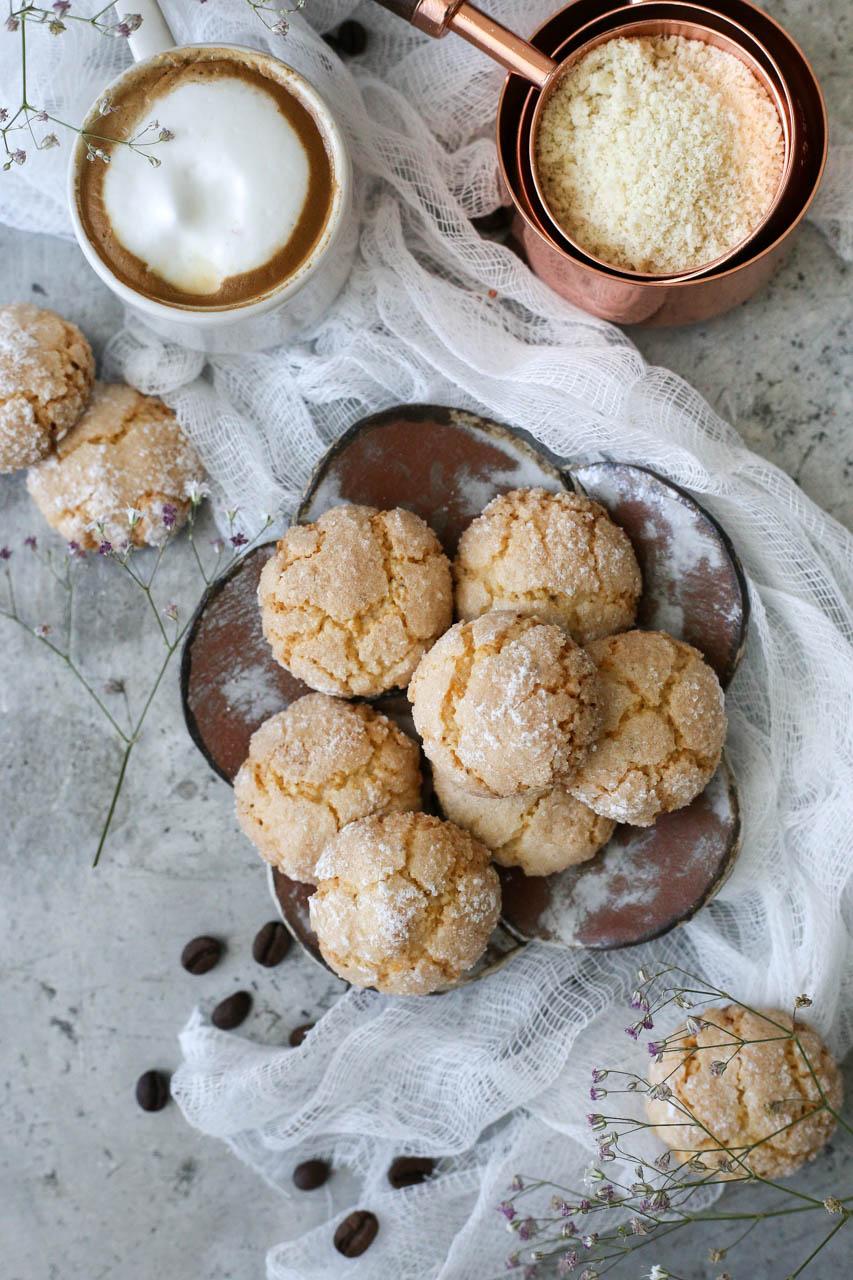 Amaretti – italijanski keks od badema