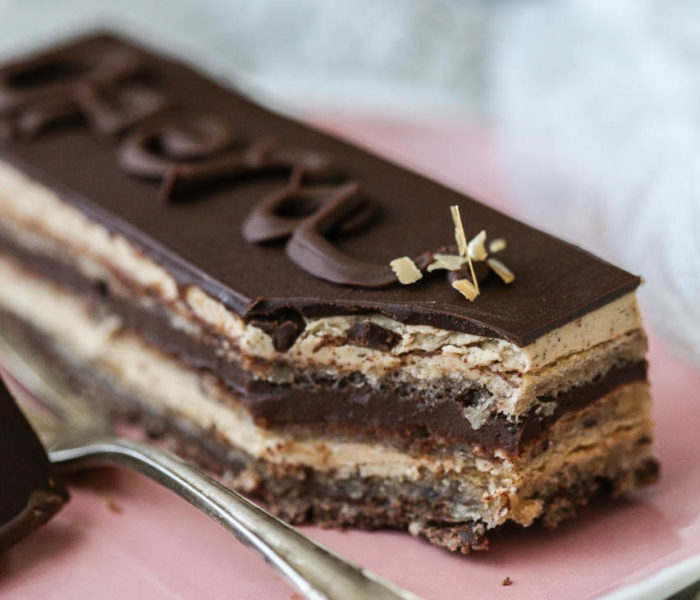Opera torta – detaljan recept