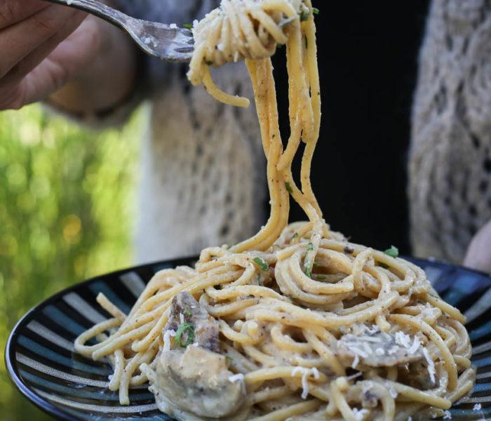 Špagete Stroganof