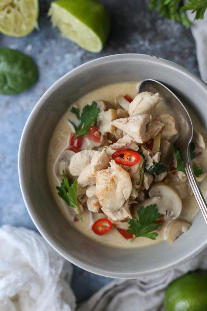 tajlandska supa