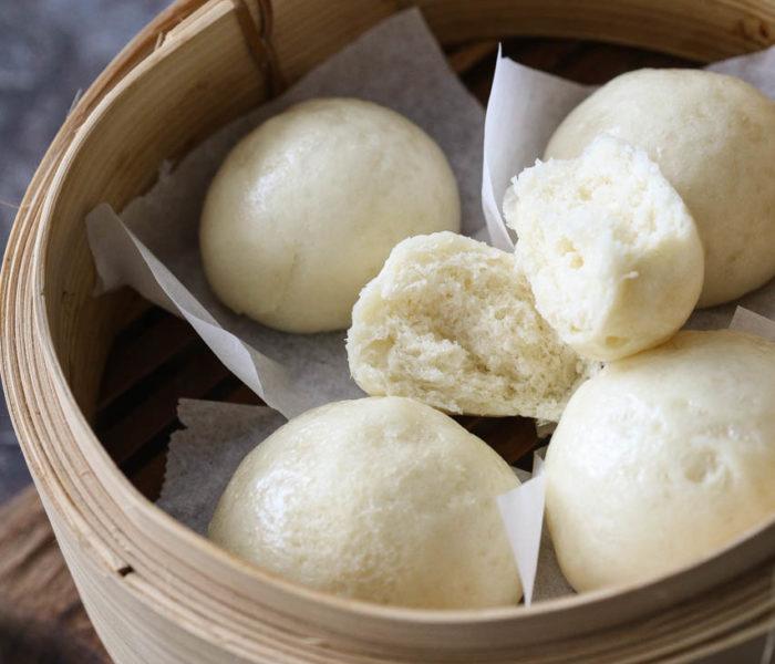 Kineske zemičke kuvane na pari