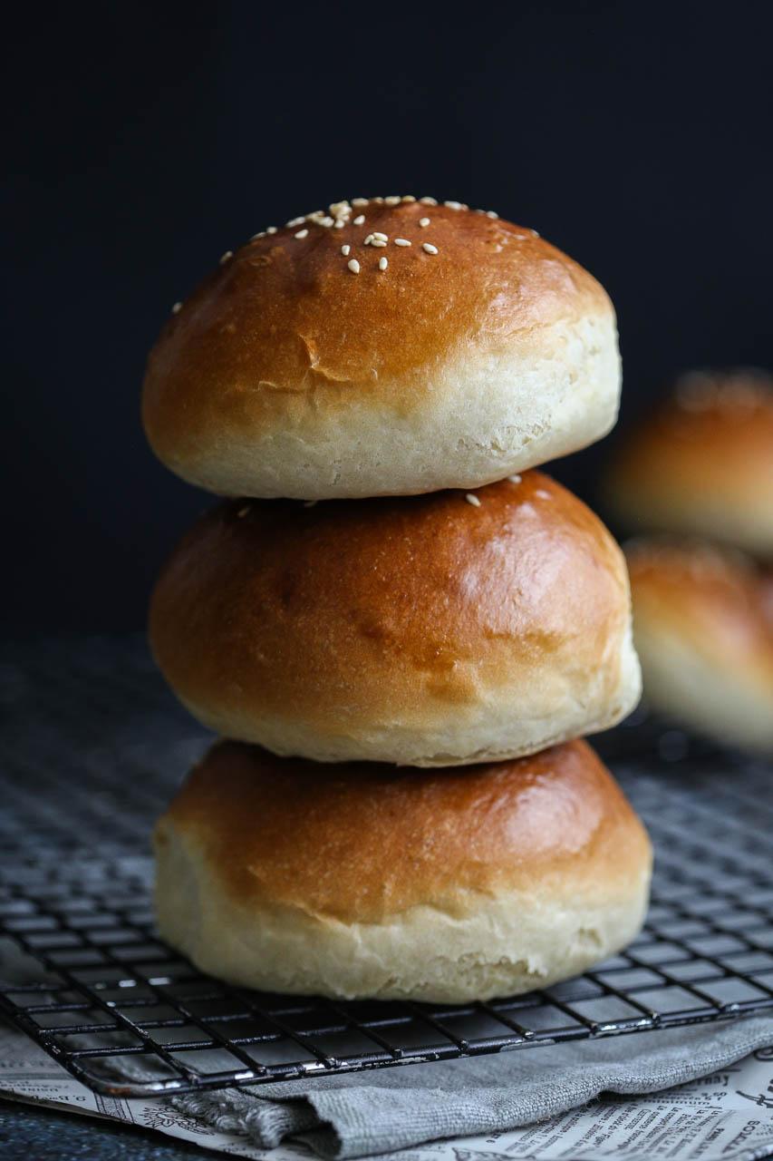 Zemičke za burgere