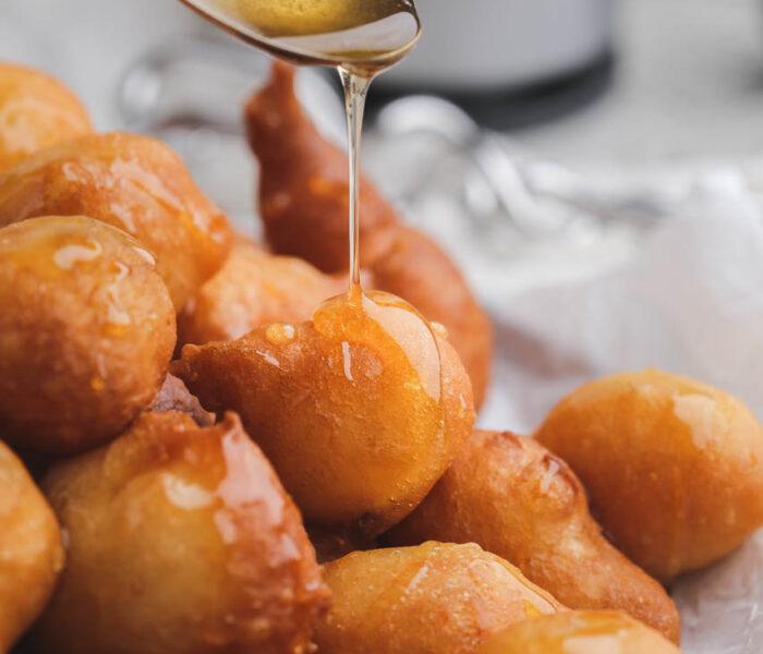Loukoumades – grčki uštipci sa medom