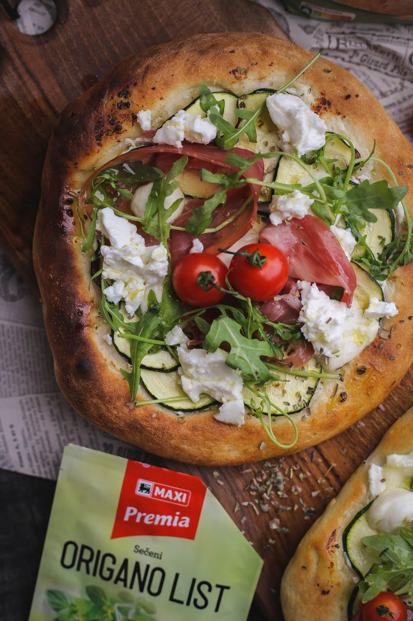 Pica sa tikvicama