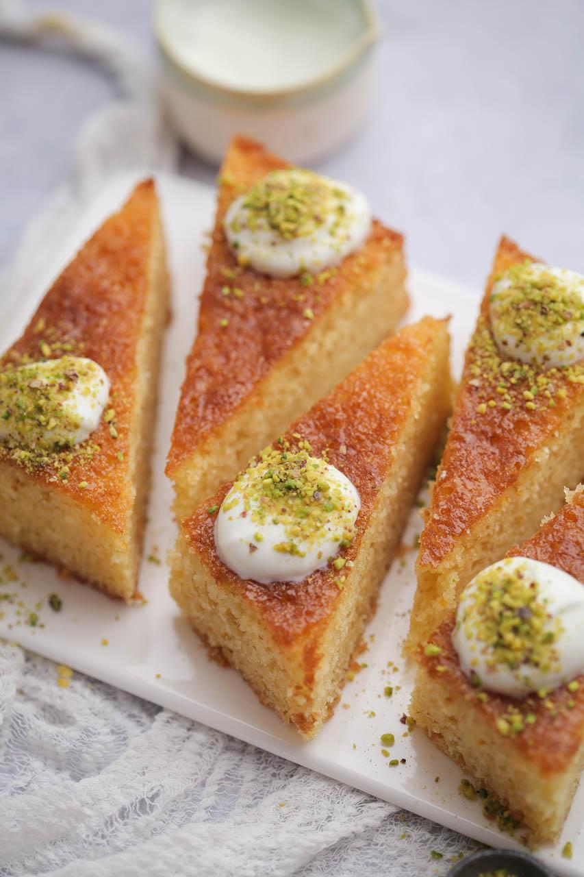 Grčki kolač od griza