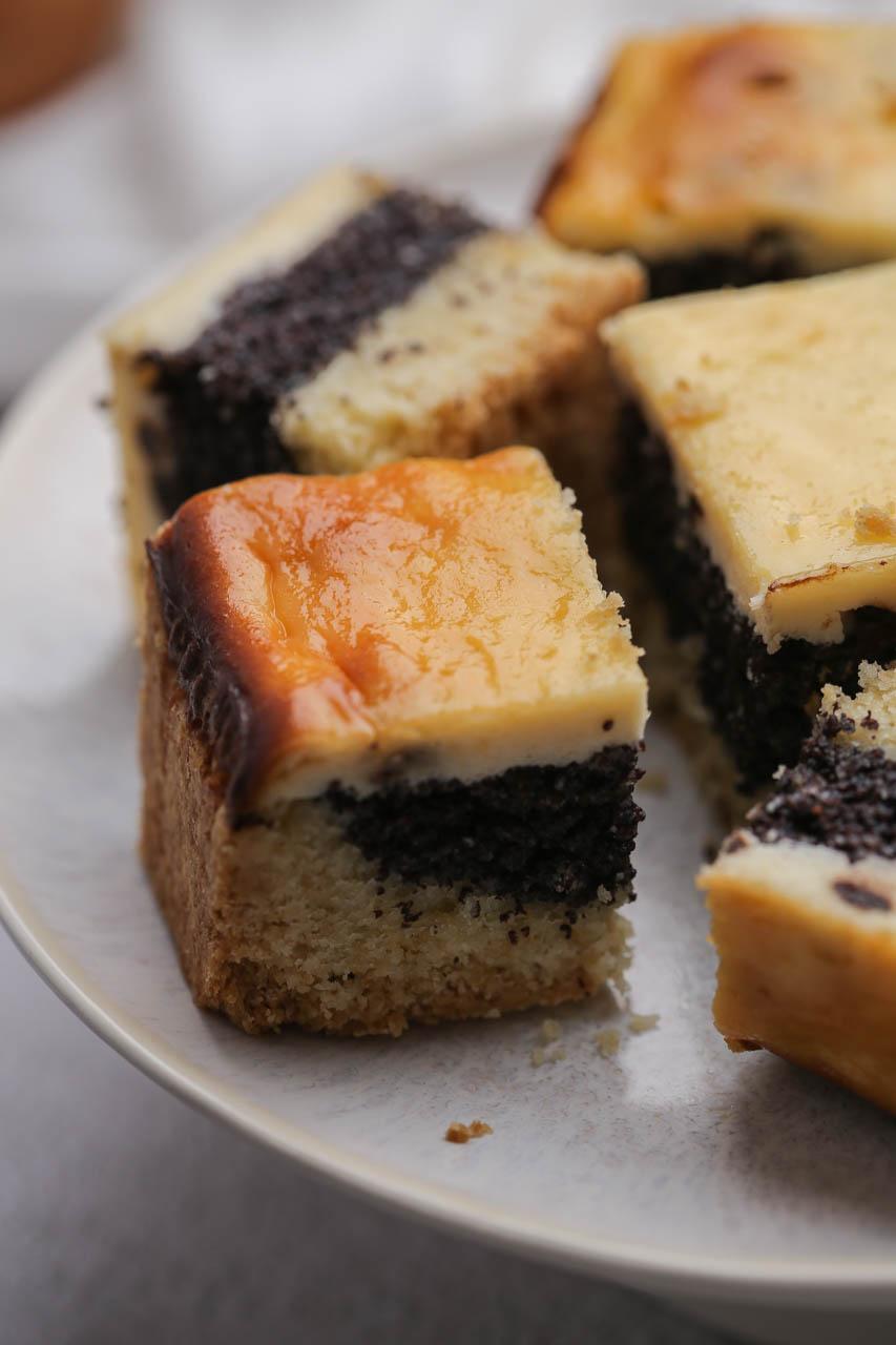 Mak kolač sa sirom
