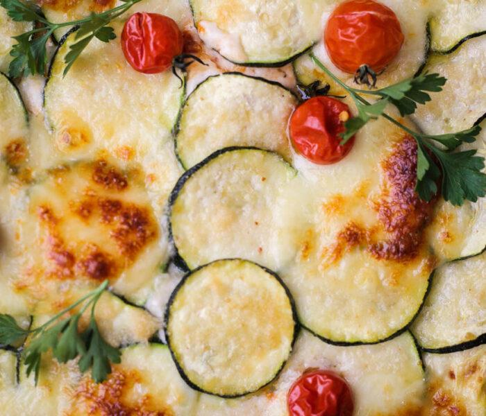 Lazanja sa povrćem